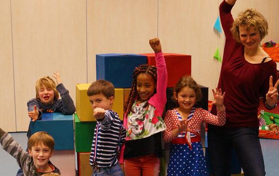 Lessen volgen in improvisatietheater kan bij CultuurLocaal in Barendrecht